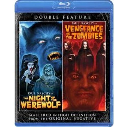 Night of the Werewolf: Vengeance of the Zombies