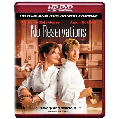 No Reservations (HD DVD + DVD Combo Format)