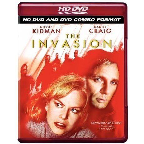 The Invasion (HD DVD + DVD Combo Format)