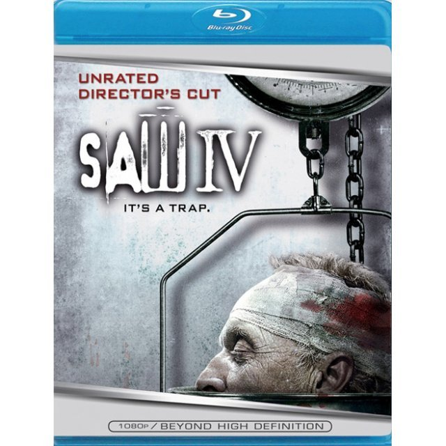 Saw 4 (Unrated Director's Cut)