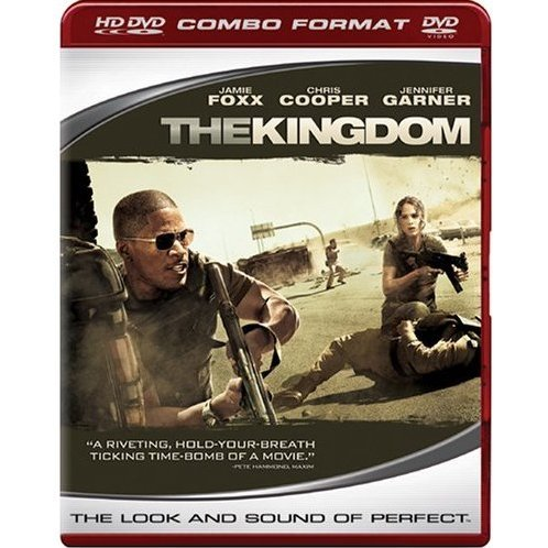 The Kingdom (HD DVD + DVD Combo Format)