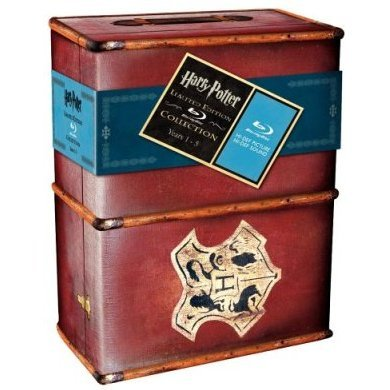 Harry Potter 1-5 Giftset