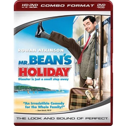 Mr. Bean's Holiday (HD DVD + DVD Combo Format)