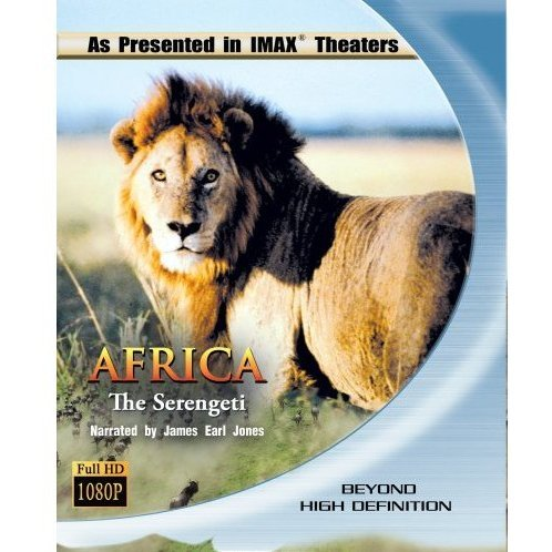 Africa The Serengeti (IMAX)