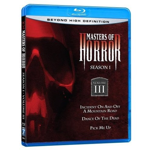 Masters of Horror: Season One Vol. III