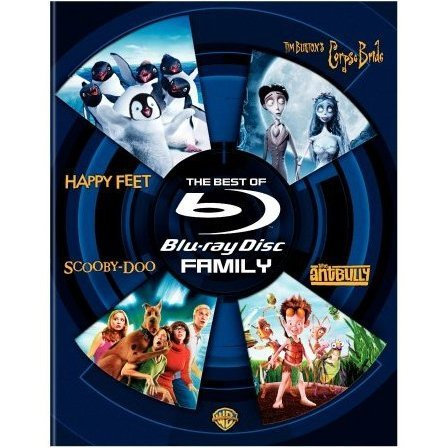 The Best of Blu-ray: Family