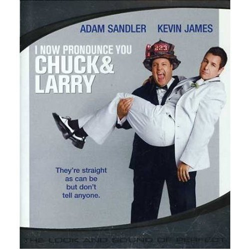 I Now Pronounce You Chuck & Larry (HD DVD + DVD Combo Format)