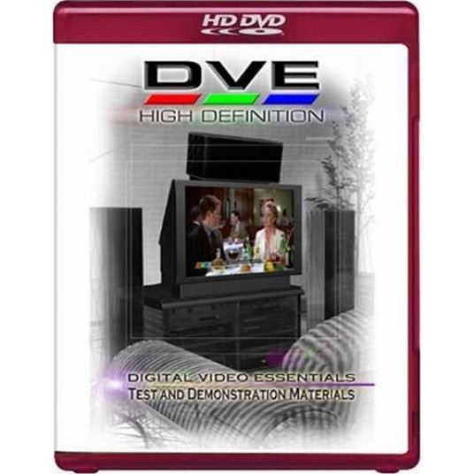 Digital Video Essentials (HD DVD + DVD Combo Format)