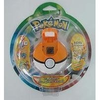 Pokemon Cyber Super Ball (Orange)