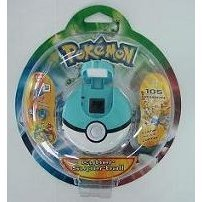 Pokemon Cyber Super Ball (Light Blue)