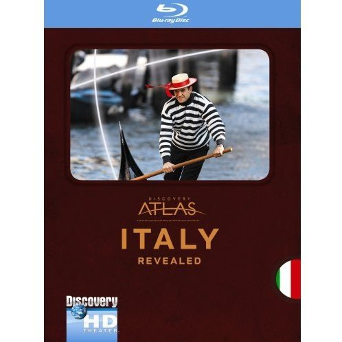Discovery Atlas: Italy Revealed