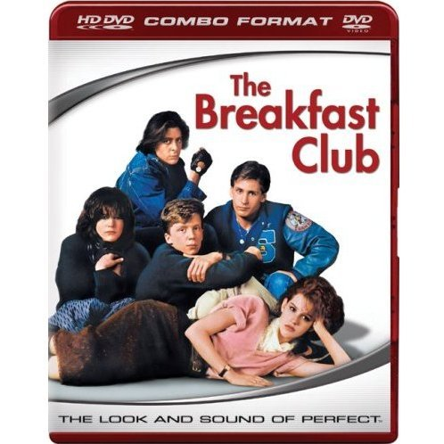 Breakfast Club (HD DVD + DVD Combo Format)