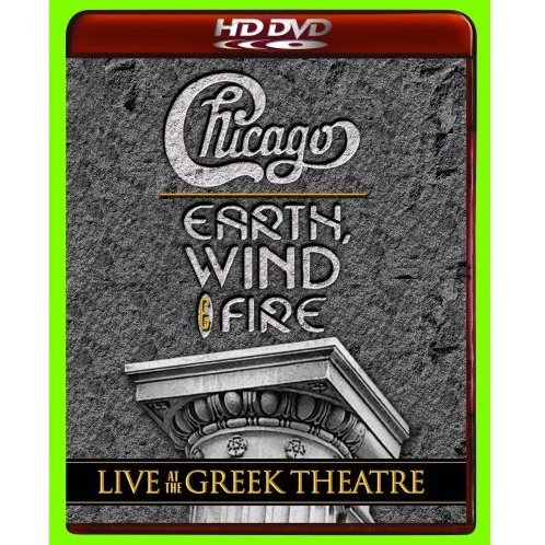 Chicago & Earth, Wind & Fire - Live at the Greek Theatre
