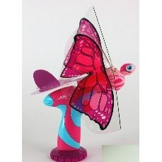 Flytech butterfly fan (Pink)
