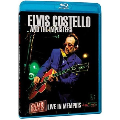 Elvis Costello & The Imposters: Live in Memphis