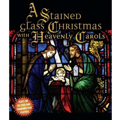 A Stained Glass Christmas With Heavenly Carols (HD DVD + DVD Combo Format)
