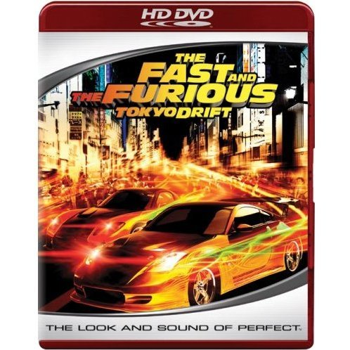 The Fast and the Furious: Tokyo Drift (HD DVD + DVD Combo Format)