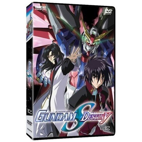 Mobile Suit Gundam Seed Destiny Vol. 12