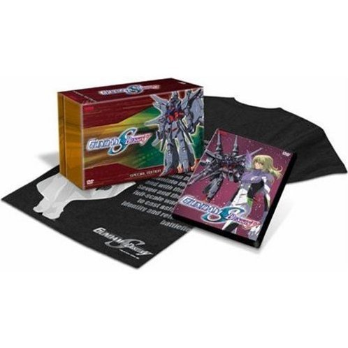 Mobile Suit Gundam SEED Destiny Vol. 10 [Limited Edition]
