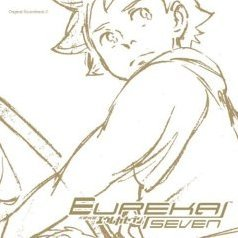 Eureka Seven Original Soundtrack 2