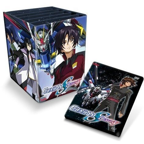 Gundam SEED Destiny Vol. 7 [Special Edition]