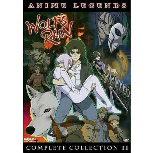 Wolf's Rain Anime Legends Complete Collection II
