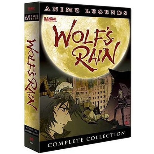 Wolf's Rain Anime Legends Complete Collection I