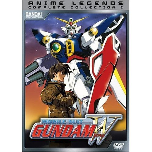 Mobile Suit Gundam Wing: Anime Legends Complete Collection I