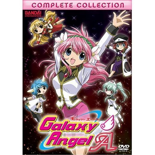 Galaxy Angel A Complete Collection