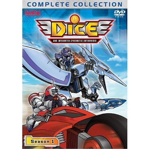 DICE Complete Collection Season 1