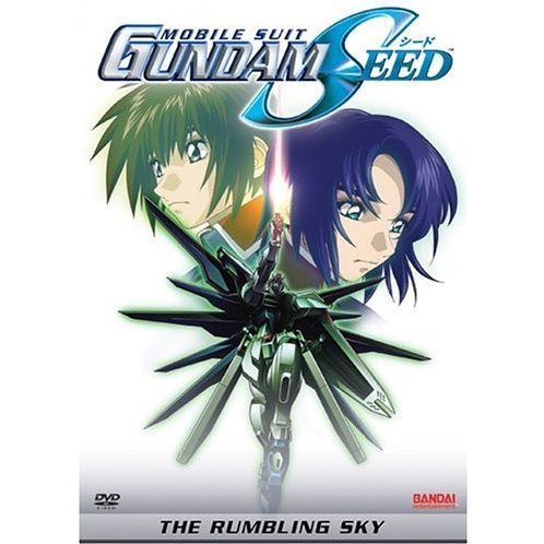 Gundam Seed Movie III - The Rumbling Sky