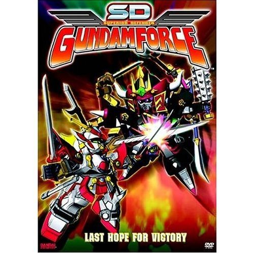 SD Gundam Force Vol 9 - Last Hope for Victory