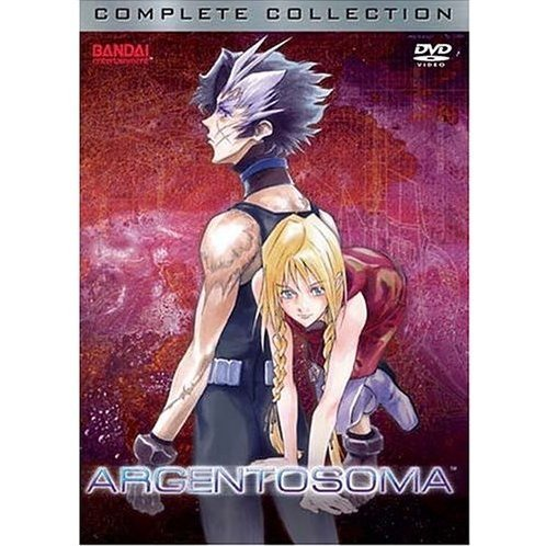 Argentosoma - Complete Collection