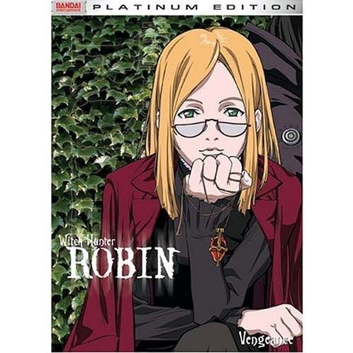 Witch Hunter Robin Vol 6 - Vengeance