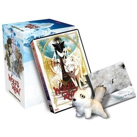 Wolf's Rain Vol 1 - Leader Of The Pack [Limited Edition]