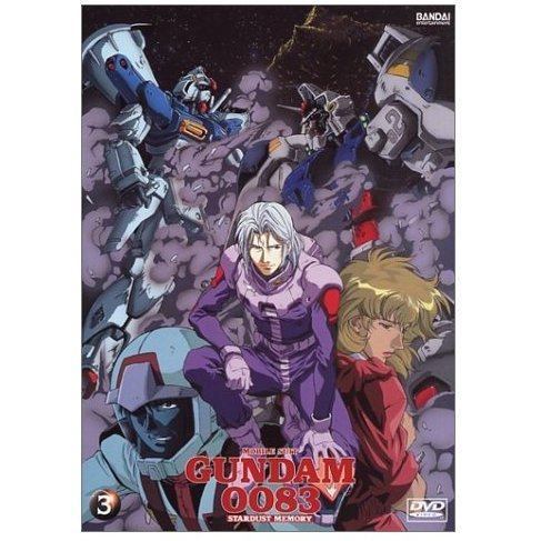 Mobile Suit Gundam 0083 Vol 3 - Stardust Memory