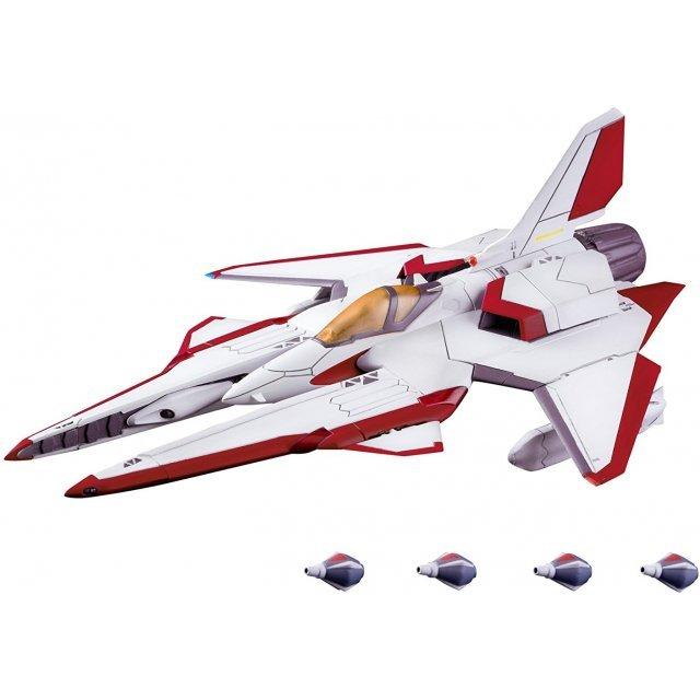 Gradius Sky Girls 1/60 Scale Model-Kit: Vic Viper Red Colour (Sky Girls Version) Limited Edition