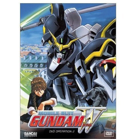 Mobile Suit Gundam Wing Vol 2 - Operation 2