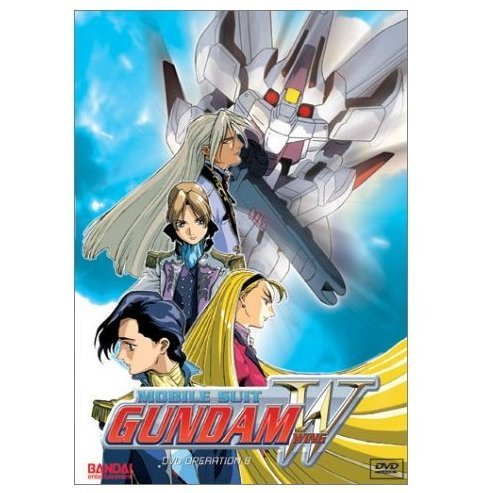 Mobile Suit Gundam Wing Vol 8 - Operation 8
