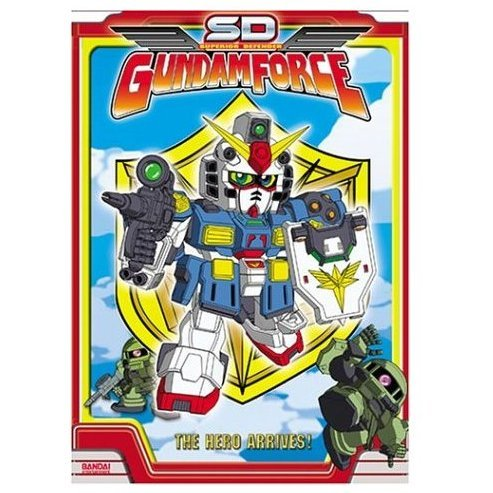 SD Gundam Force Vol 1 - The Hero Arrives