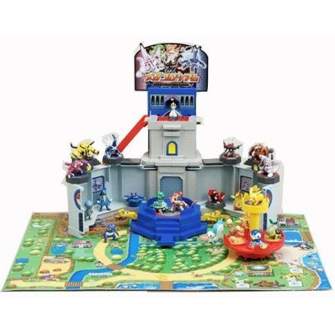 Diamond & Pearl Pokemon Pocket Monsters Mega Collection: Mega Colosseum