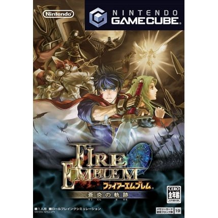 Fire Emblem: Path of the Blue Flame
