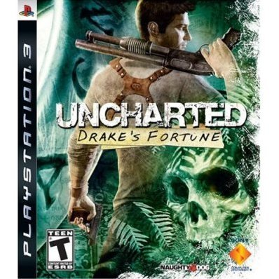 Uncharted: Drake's Fortune [Cracked Case]