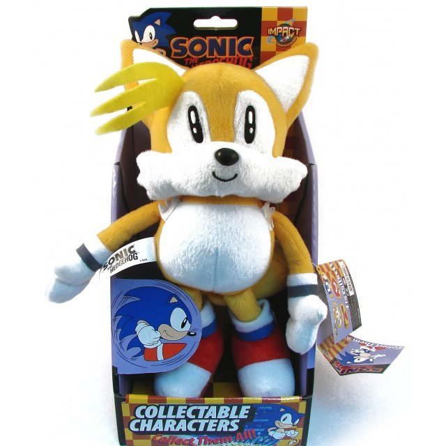 Classic Sonic the Hedgehog Plush Doll: Tails