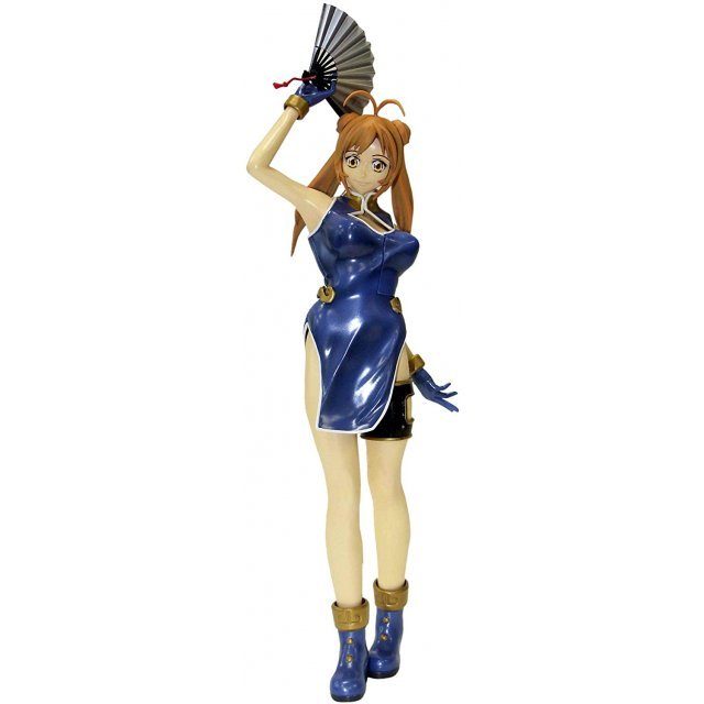 Dragon Destiny Ikkitousen 1/7 Scale Pre-Painted PVC Figure: Sonsaku Hakufu (China Dress Version)