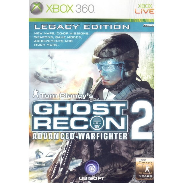 Tom Clancy's Ghost Recon Advanced Warfighter 2 (Legacy Edition)
