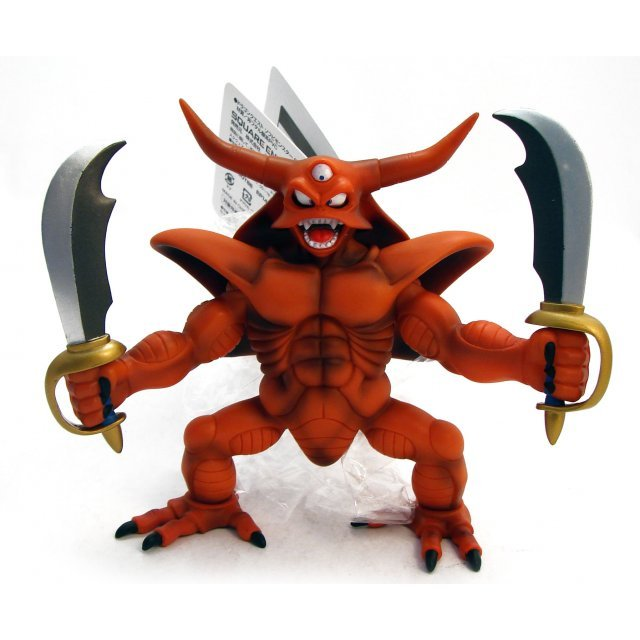 Dragon Quest Non Scale Pre-Painted Soft Vinyl Figure: Monster Estark