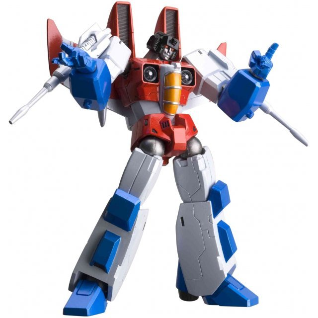 Revoltech Series No. 046 - Transformers Non Scale Pre-Painted PVC Action Figure: Star Scream