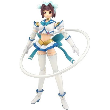 Sweet Knights 2 1/10 Scale Pre-Painted PVC Figure: Sweet Kiss (Repainted Color Version)