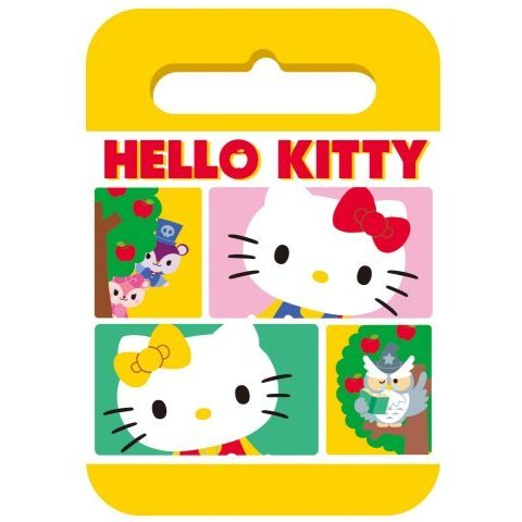 Hello Kitty Ringo No Mori No Fantasy Vol.4 [DVD+Handy Case Limited Edition]